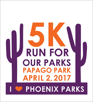 5k Run For Our Parks